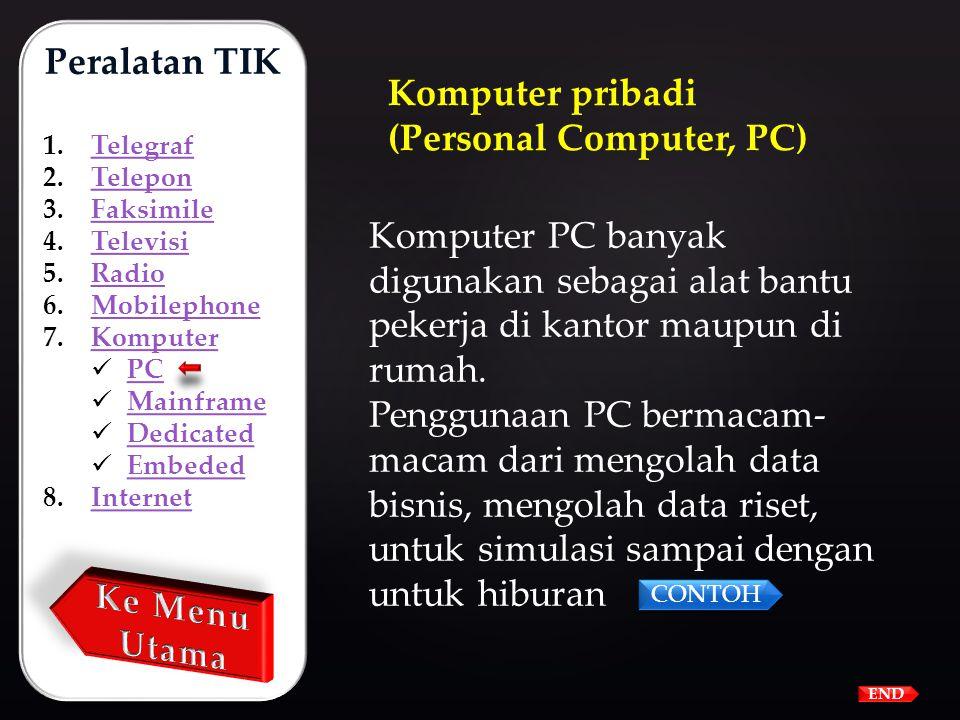 Istilah komputer (computer) diambil dari bahasa Latin computare yang berarti menghitung Komputer mempunyai kecepatan dan kemampuan yang bervariasi, di