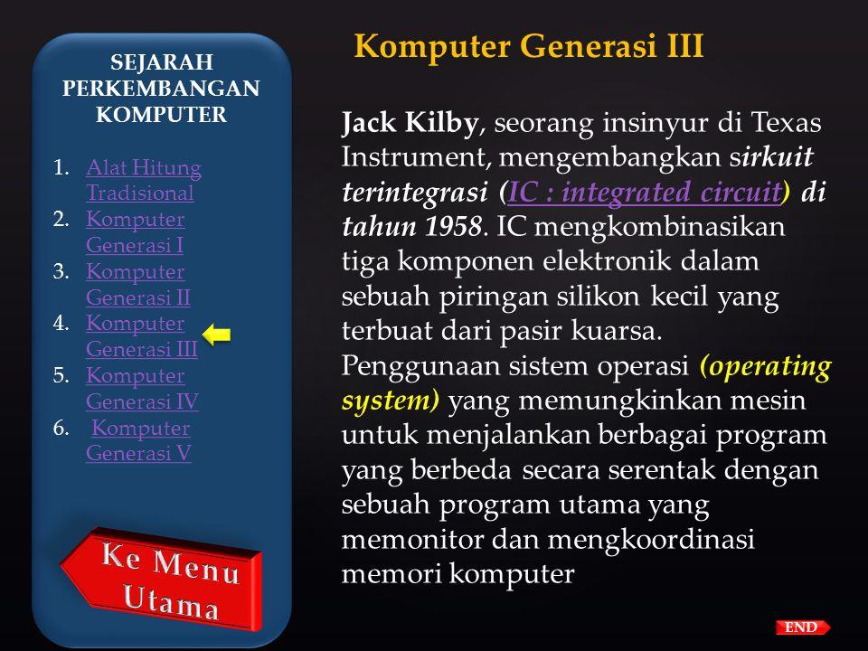 Beberapa bahasa pemrograman mulai bermunculan pada saat itu. Bahasa pemrograman Common Business-Oriented Language (COBOL) dan Formula Translator (FORT