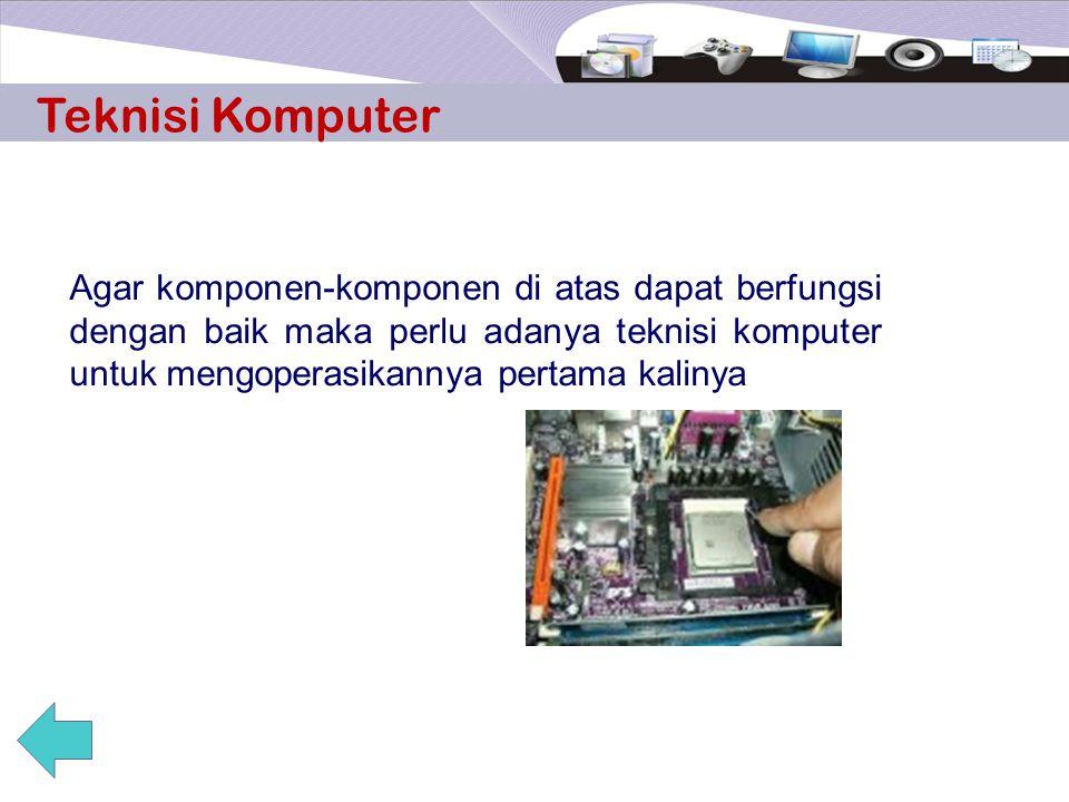 Internet Servis Provider (ISP) Agar komputer dapat terhubung dengan internet maka perlu menghubungi jasa operator internet (ISP) terlebih dahulu. Sala