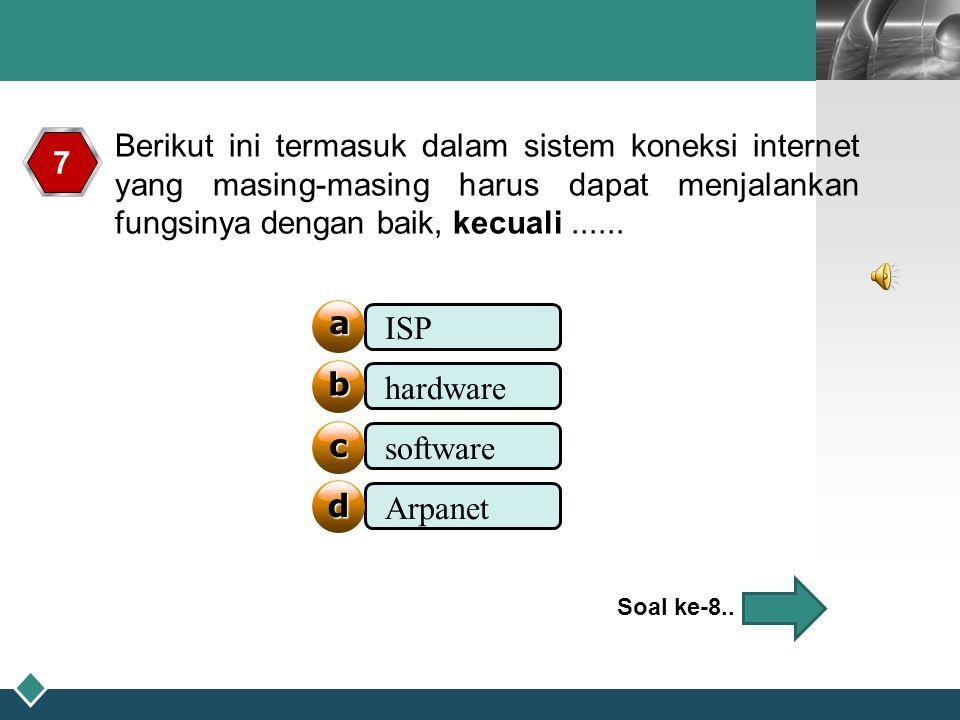 LOGO UJI KOMPETENSI Pada desain berikut antara komputer yang satu dengan komputer yang lain dihubungkan dengan menggunakan... 6 aaaa kabel infra merah