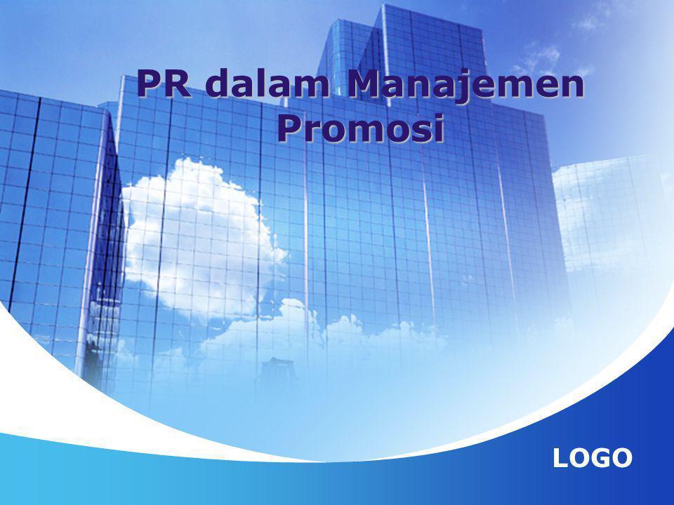 LOGO PR dalam Manajemen Promosi