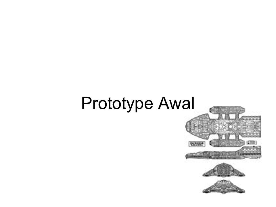 Prototype Awal