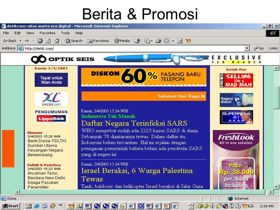 Berita & Promosi