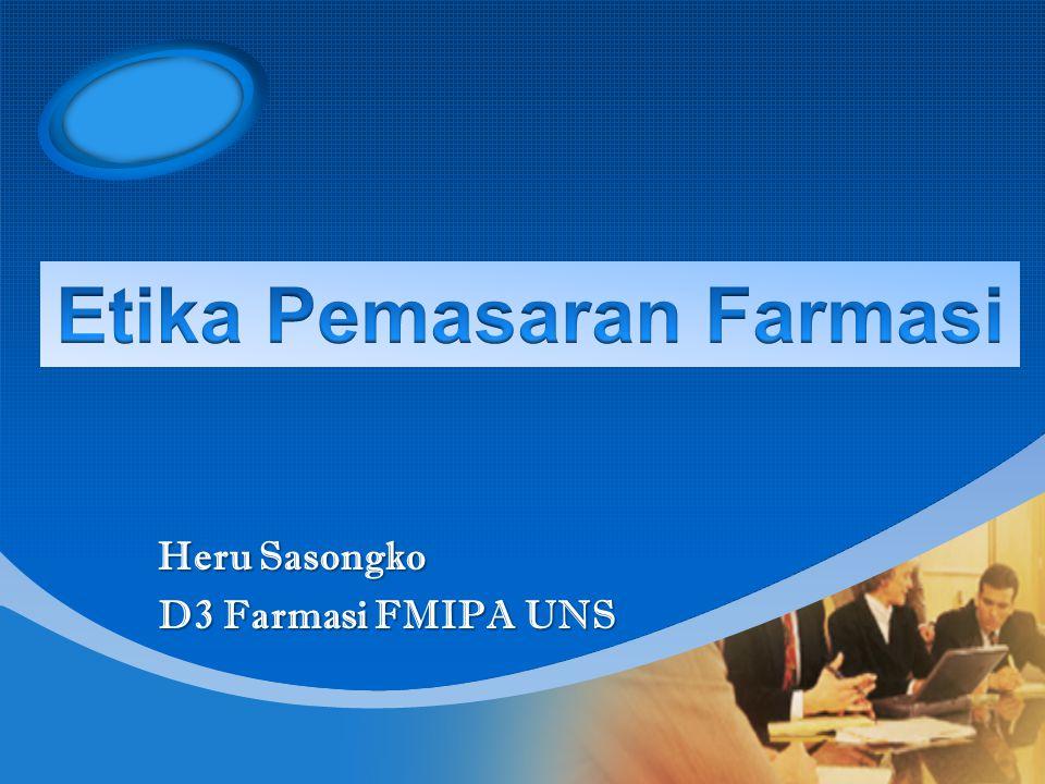 Company LOGO Heru Sasongko D3 Farmasi FMIPA UNS