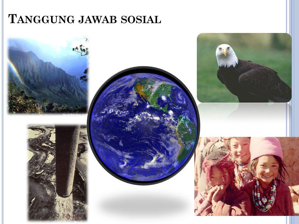T ANGGUNG JAWAB SOSIAL