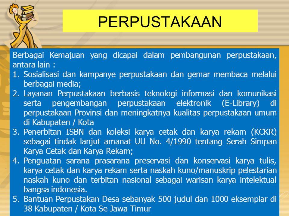 AMANAT UU 43 / 2007 TENTANG PERPUSTAKAAN 2