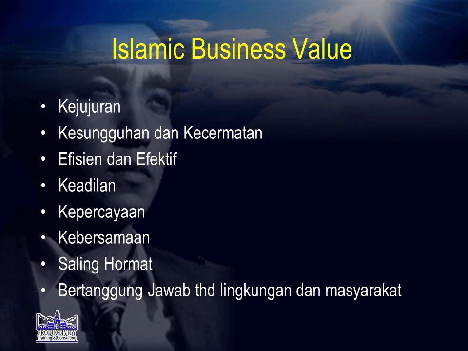 Islamic Corporation Model