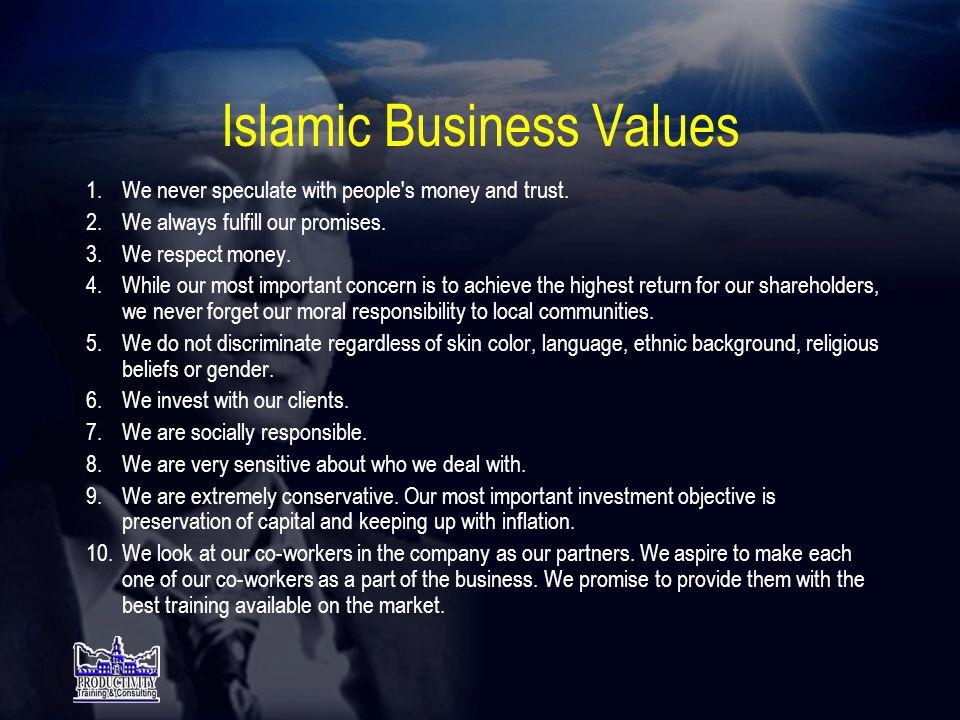 5 SATISFACTIONS •Customer •Investor •Employee •Supplier •Environment SATISFACTION