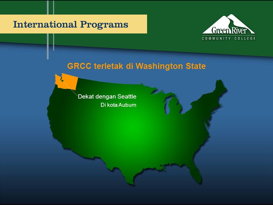GRCC terletak di Washington State Dekat dengan Seattle Di kota Auburn