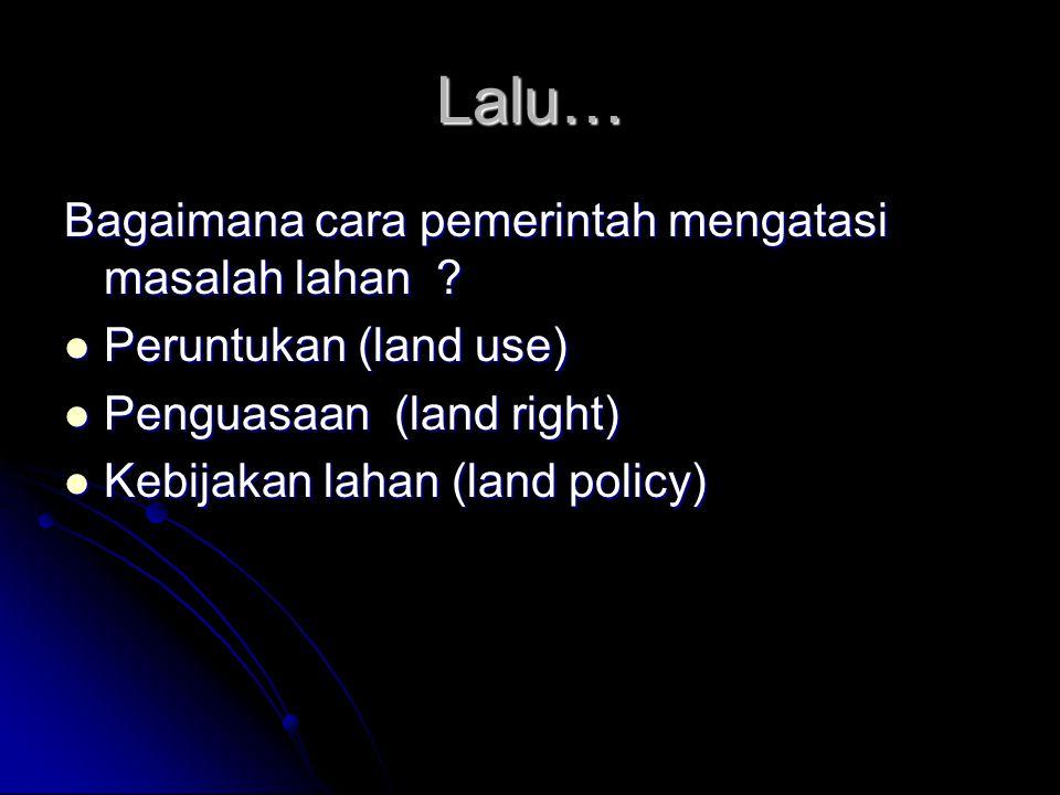 Sengketa Tanah dengan TNI di Kebumen Senin, 18 April 2011 18:51 : Komnas HAM mengata- kan potensi bentrokan warga dg TNI mengenai kepe-milikan lahan t