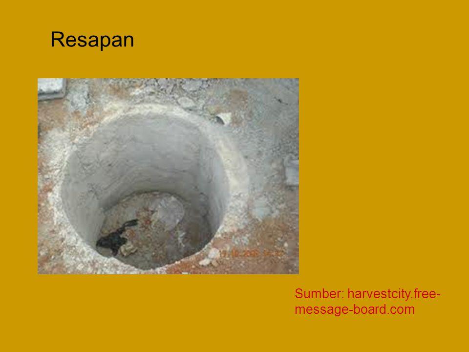 Resapan Sumber: harvestcity.free- message-board.com