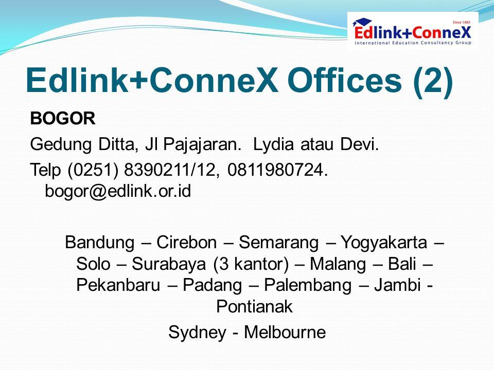 Edlink+ConneX Offices (2) BOGOR Gedung Ditta, Jl Pajajaran.