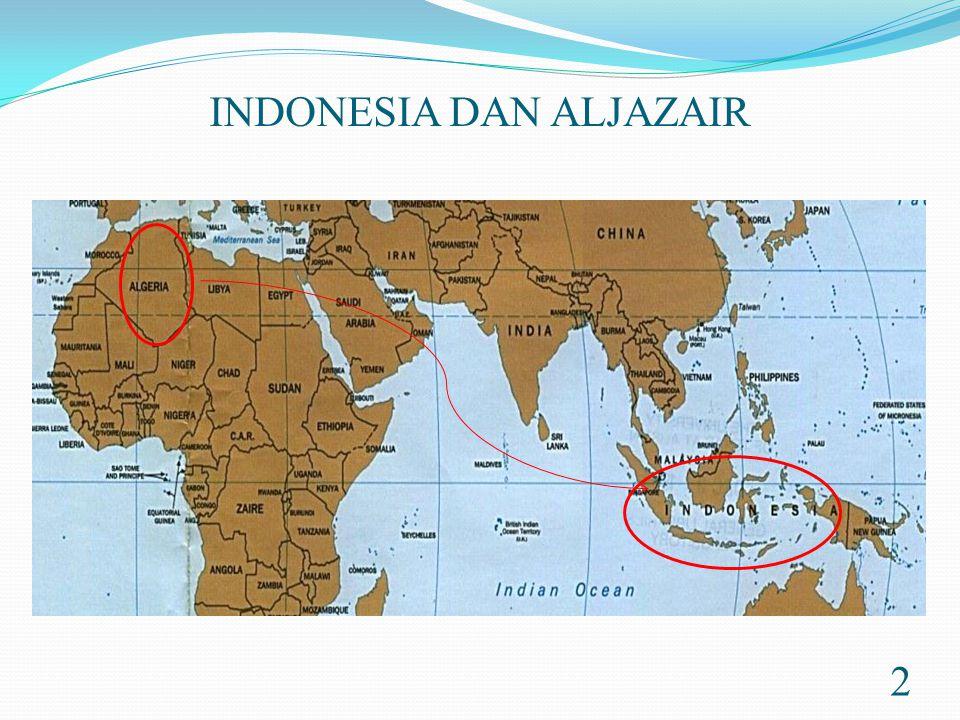 INDONESIA DAN ALJAZAIR 2