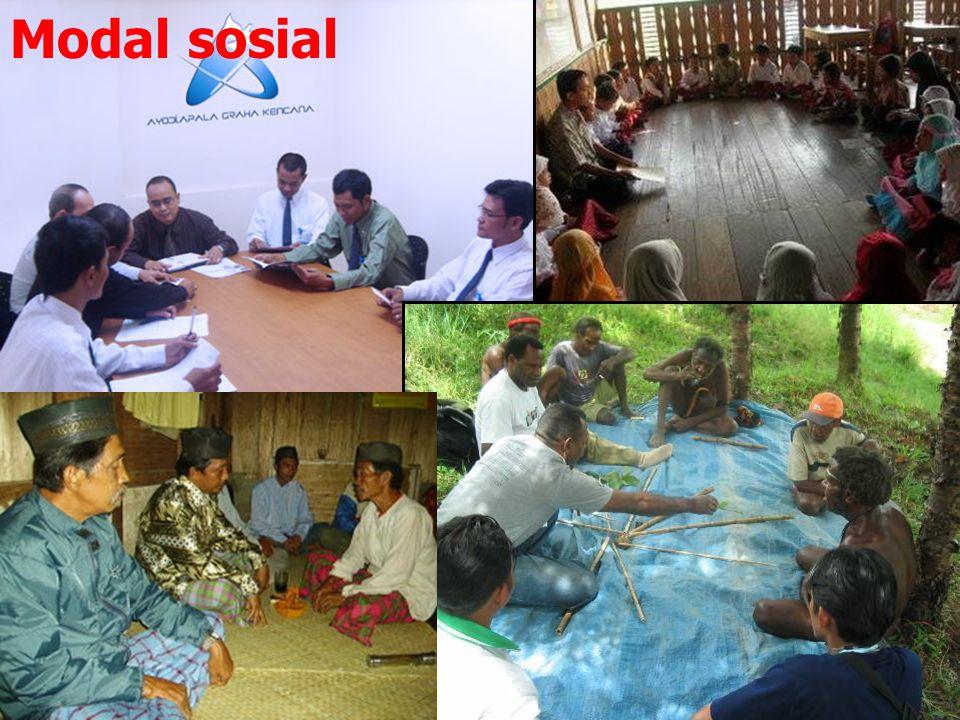 13 Modal sosial