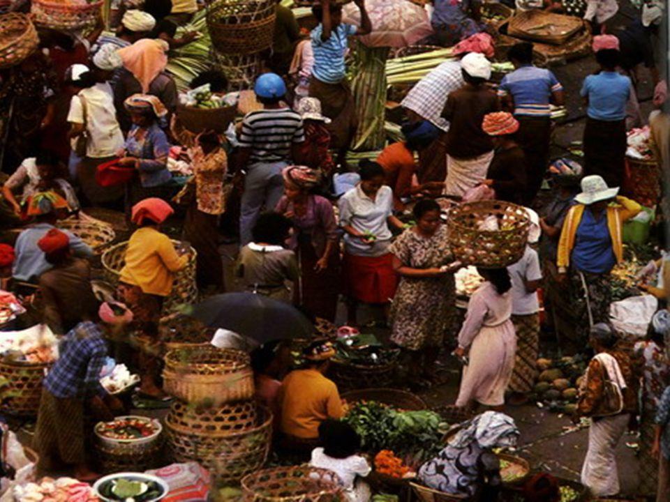 Pasar—Traditional Market