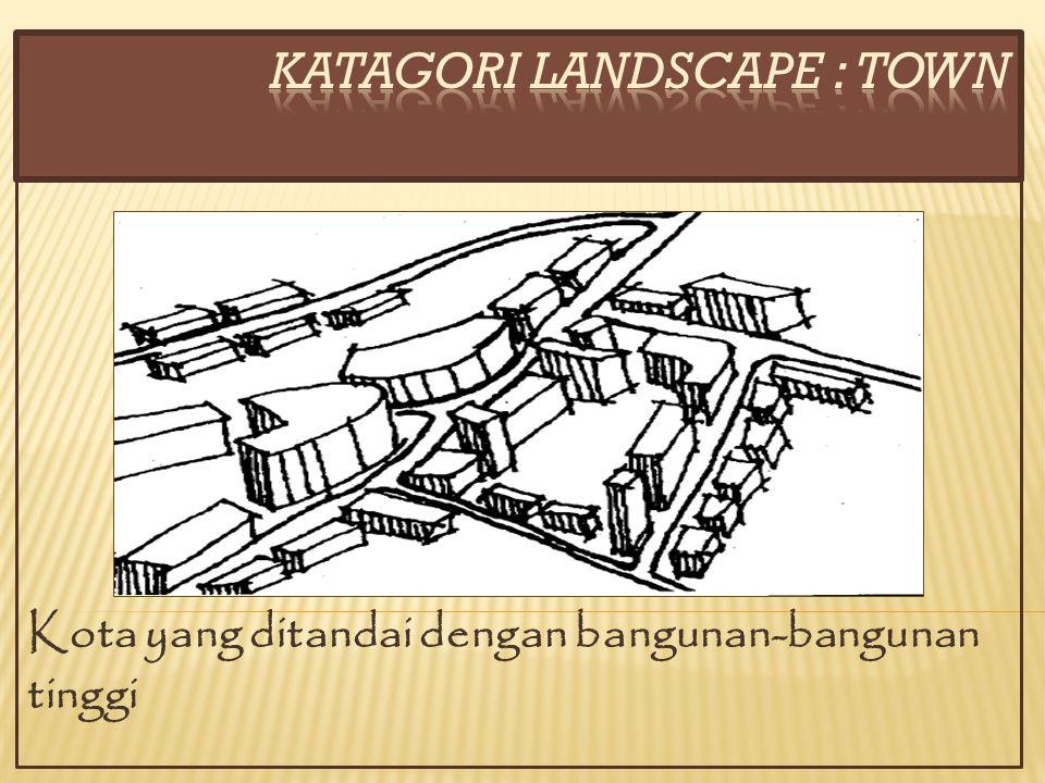 Atap-atap yang berbentuk khas kedaerahan, dengan bahan asli dari daerah menunjukkan secara langsung keistimewaan bahan dan bentuk daerah setempat
