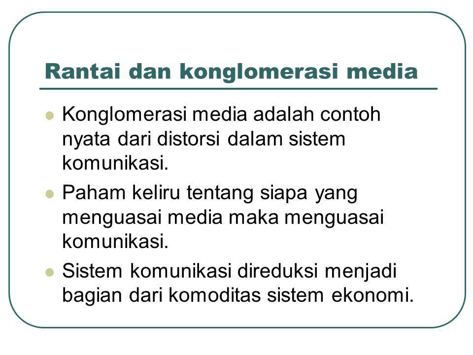 Daftar konglomerat media (global)  Bertelsmann  Canwest Global  CTVglobemedia  CBS Corporation (owned by National Amusements)  Comcast Corporation  Fininvest  General Electric  Hearst Corporation  Lagardère Media  Liberty Media  News Corporation  Rogers Communications  Sony  Time Warner  Grupo Televisa  The Times Group (distinct from Times Newspapers of News Corporation)  Viacom (owned by National Amusements)  Vivendi  The Walt Disney Company  World Wrestling Entertainment  Bonnier  Schibsted
