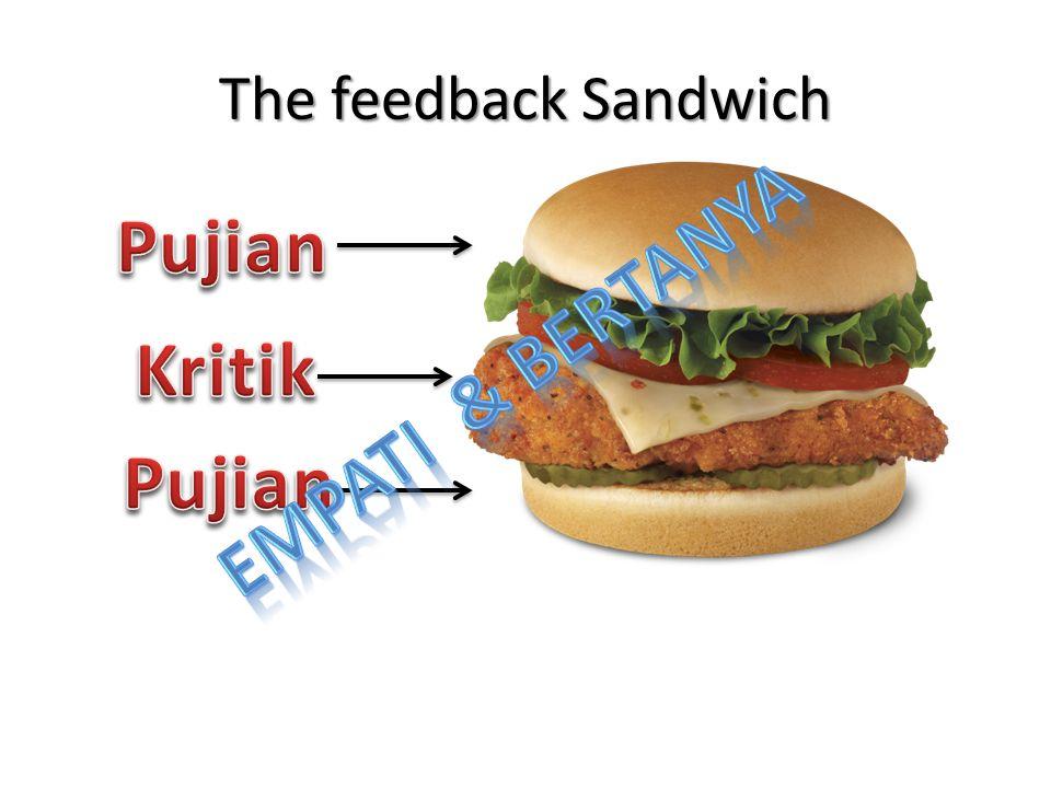 The feedback Sandwich