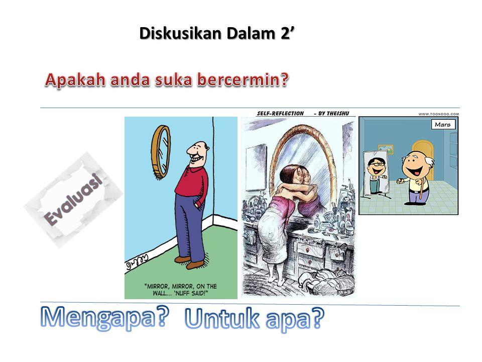 Diskusikan Dalam 2'