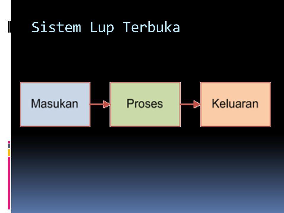 Sistem Lup Terbuka