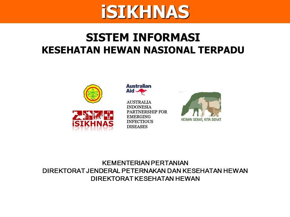 Rangkuman • Laporan penyakit hewan merupakan laporan pertama dan langsung dari lapangan laporan ini bersifat penting  merupakan bagian terpenting dalam membangun sistem iSIKHNAS.