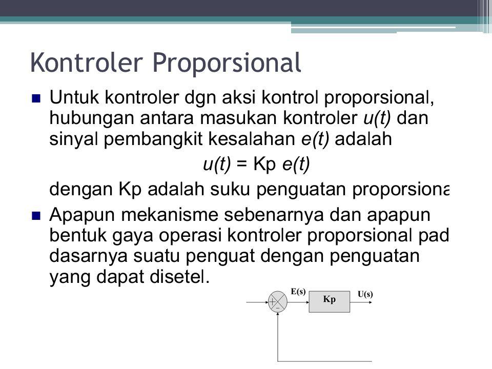 Kontroler Proporsional