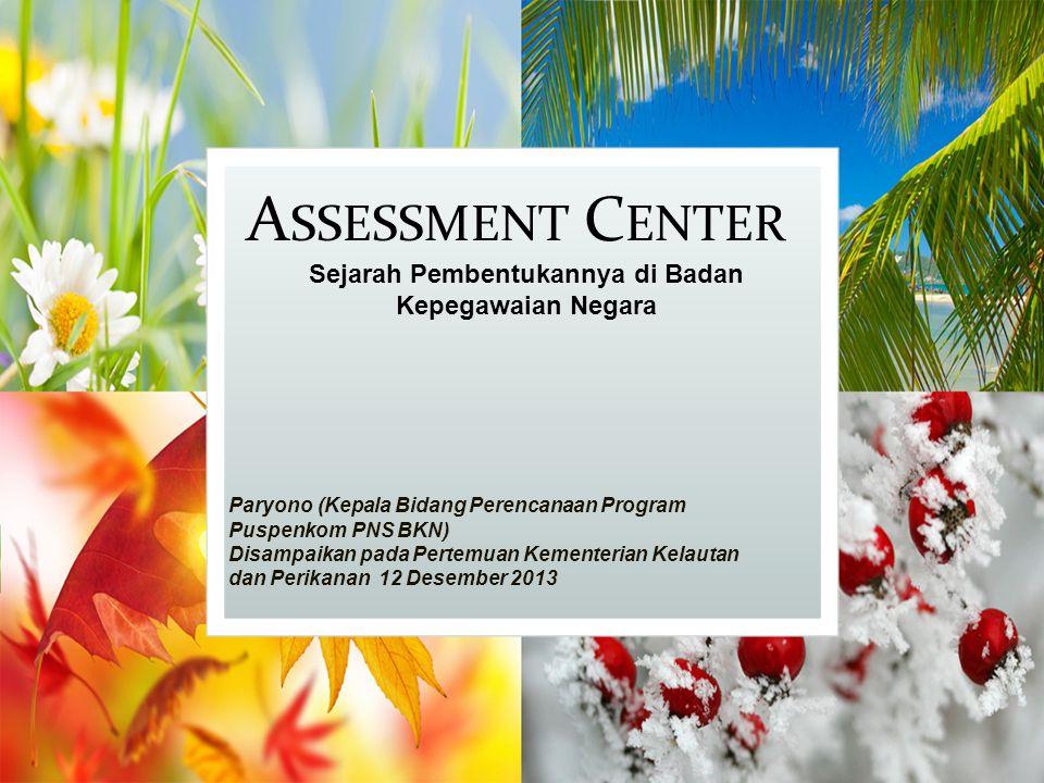 Informasi lain-lain : Hasil rapat koordinasi BKN + Menpan + Sekkab + Keuagan + Kumham : •Tunjangan Assessor berkisar : Rp.