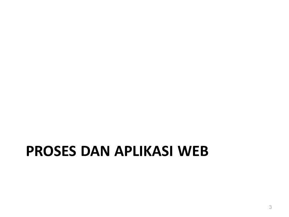 PROSES DAN APLIKASI WEB 3
