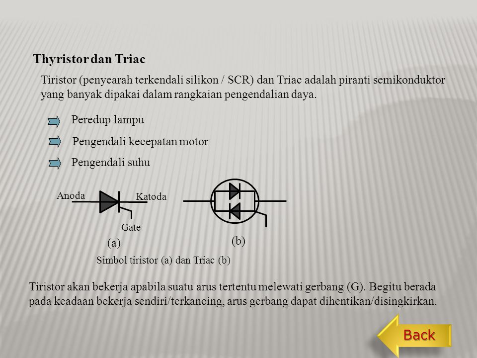 • Menguji transistor PNP a.