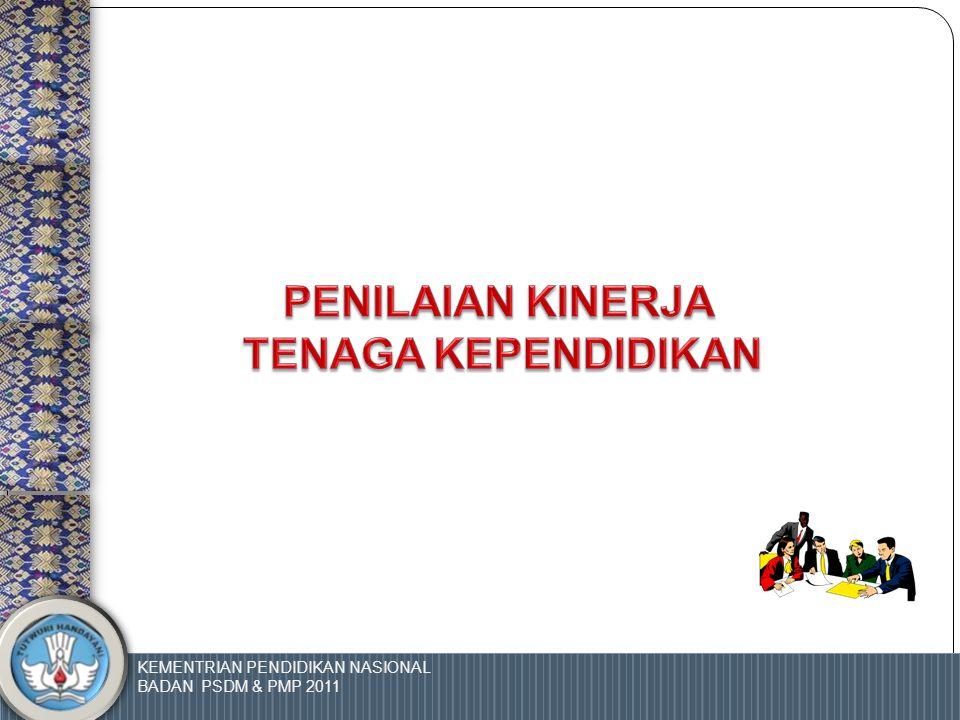 KEMENTRIAN PENDIDIKAN NASIONAL BADAN PSDM & PMP 2011 Ni Wayan Suwithi 21 Langkah 5: Umpan Balik Kepada Kandidat (lanjt)  Memperoleh kesepakatan atas umpan balik yang diberikan oleh Kandidat sendiri.