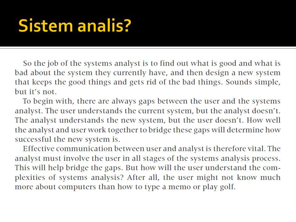 1.Data entitas yang ada pada sistem 2.Masing-masing entitas dibuatkan atributnya dan contoh isiannya 3.