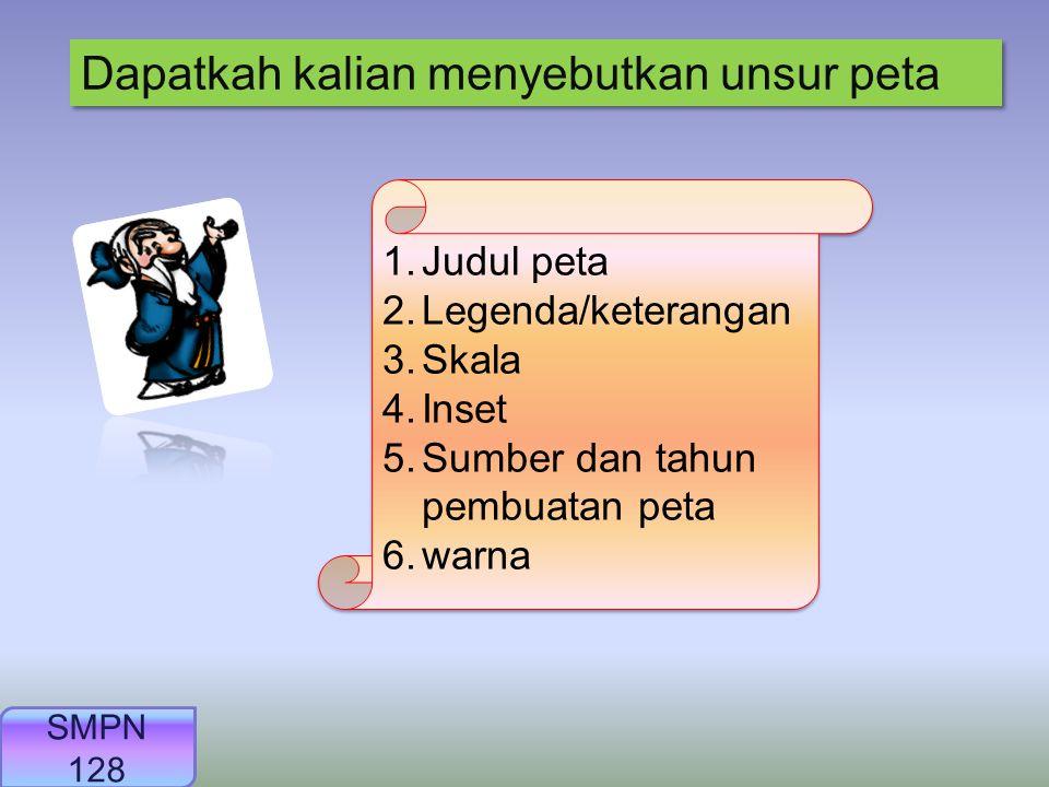 Contoh Peta PETA DUNIAPETA INDONESIA Tahukah kamu ilmu yang mempelajari pembuatan peta? Ilmu yang mempelajari pembuatan peta disebut Kartografi