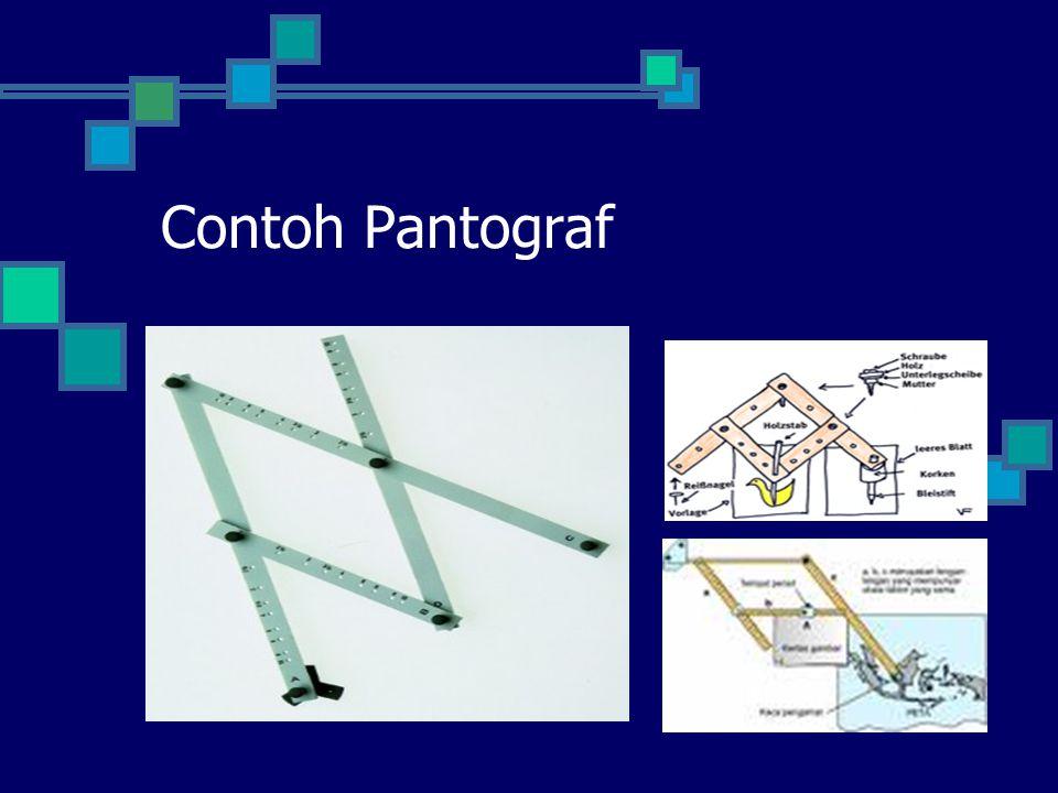 Contoh Pantograf