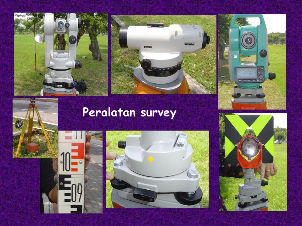Peralatan survey