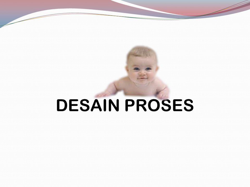 DESAIN PROSES