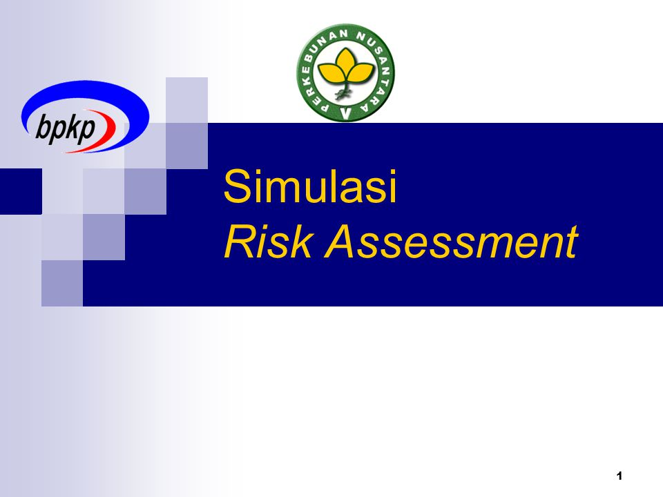 Lingkup Identifikasi Risiko VISI MISI SASARAN DIT ISASARAN DIT IISASARAN DIT III UNIT 12