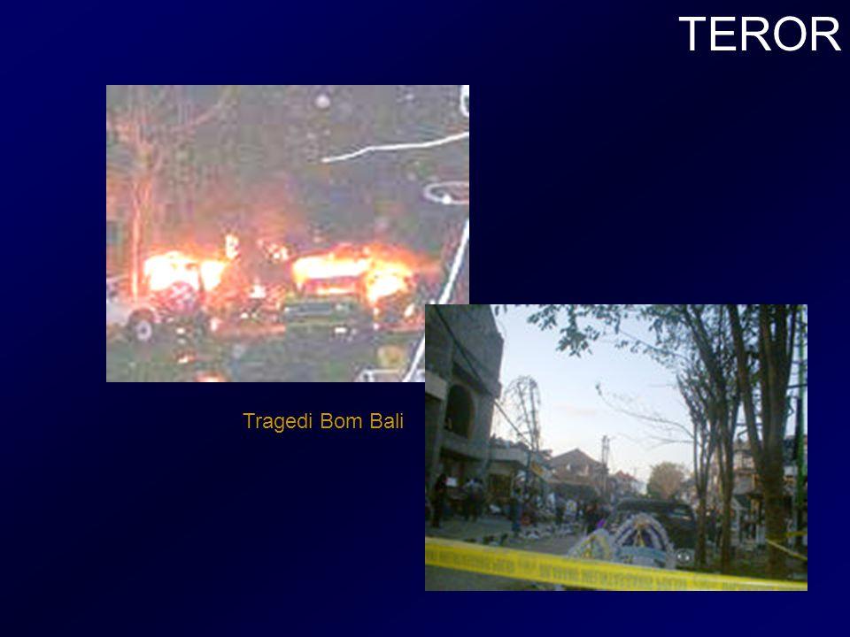 TEROR Tragedi Bom Bali