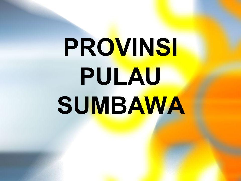 PROVINSI PULAU SUMBAWA