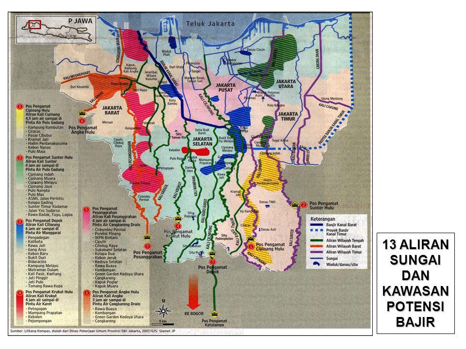 Peta Jaringan Jalan
