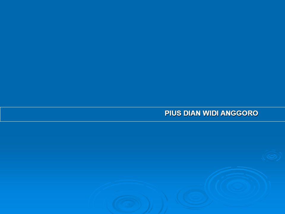 PIUS DIAN WIDI ANGGORO