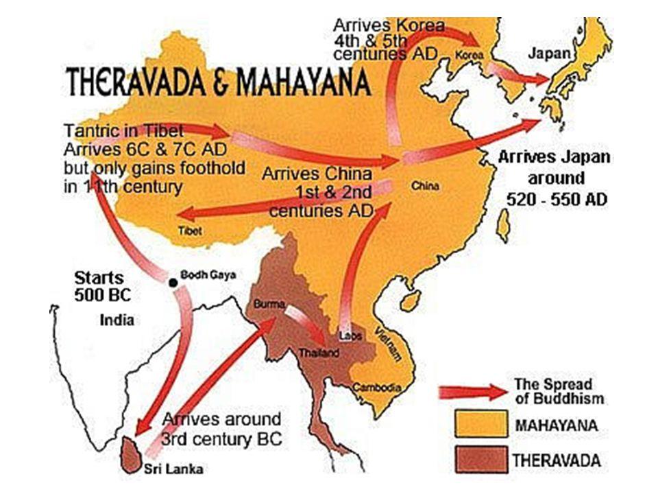Mahayana Maitreya : Maitreya (Sansekerta) atau Metteyya (Pali), seharusnya adalah Buddha yang akan datang dari dunia ini dan penerus dari Buddha kita yang sekarang Sakyamuni Gotama.