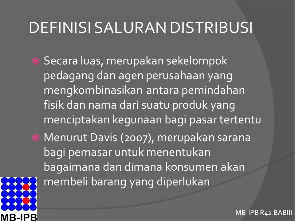 MB-IPB R42 BABIII Value Driver  Market Drivers (Pendorong Pasar)  Customer Driver (Pendorong Pelanggan)  Organization Driver (Pendorong Organisasi)  Financial Driver (Pendorong Finansial)