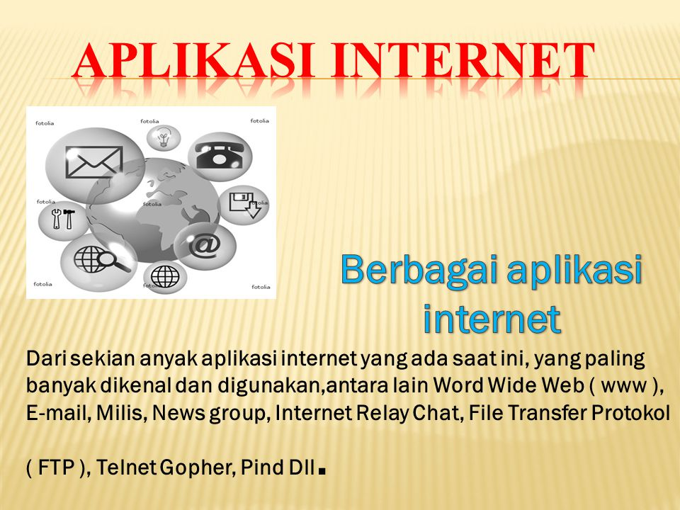  World Wide Web (WWW).