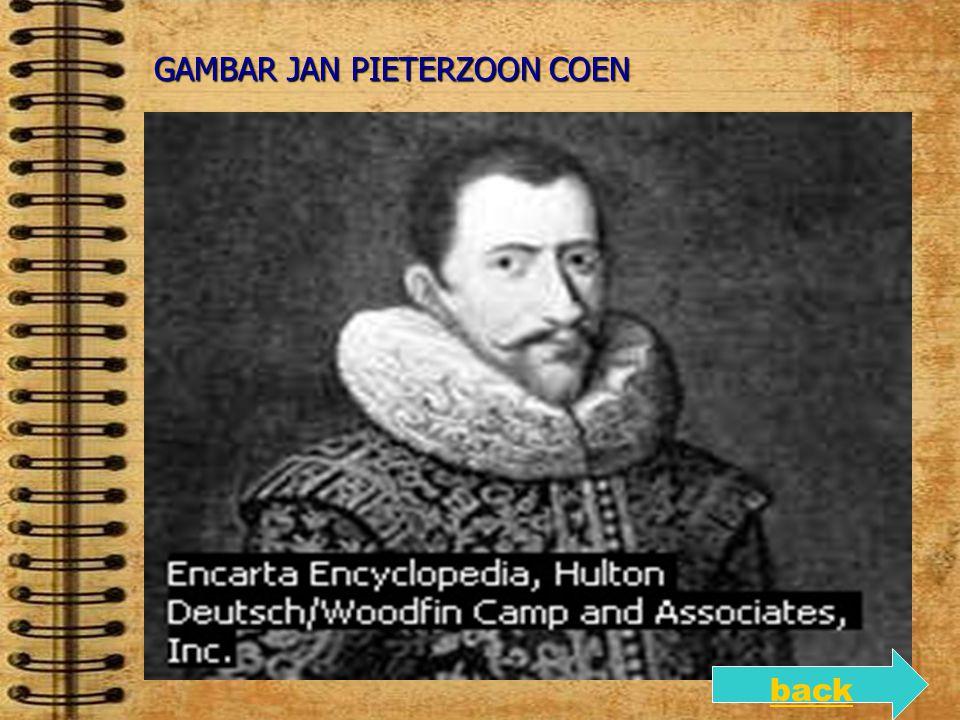 GAMBAR JAN PIETERZOON COEN back