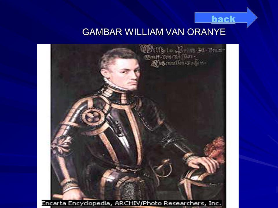 GAMBAR WILLIAM VAN ORANYE back