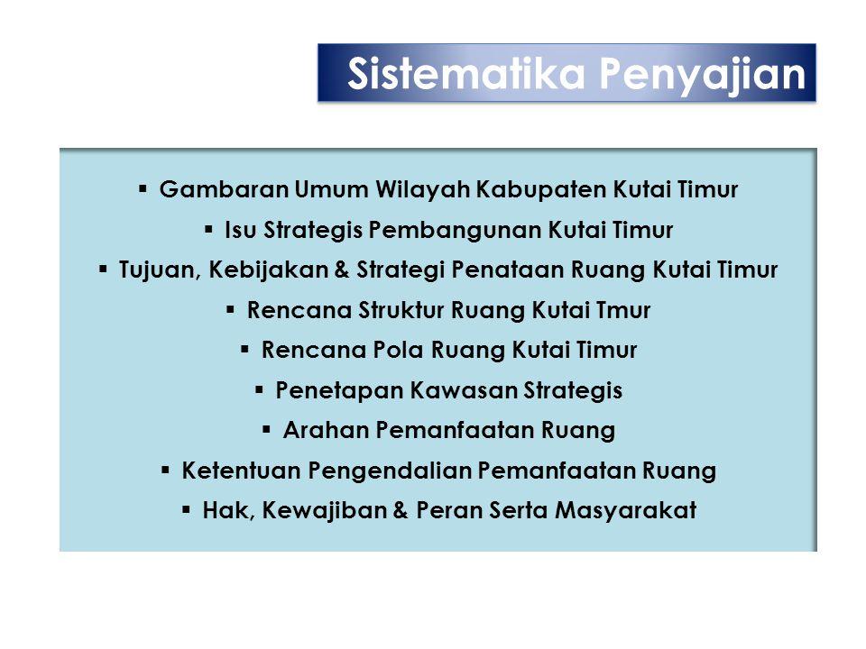 Sistem Jaringan Prasarana Lainnya SISTEM JARINGAN ENERGI a)Pembangkit tenaga listrik, terdiri atas : • Pembangkit Listrik Tenaga Diesel (PLTD) di Kota Sangatta dan Sangkulirang di Kecamatan Sangkulirang; • pembangunan Pembangkit Listrik Tenaga Uap (PLTU) Sangatta di Kota Sangatta; dan • pembangunan Pembangkit Listrik Tenaga Diesel di Muara Wahau Kecamatan Muara Wahau dan Muara Bengkal di Kecamatan Muara Bengkal; dan • pembangunan Pembangkit Listrik Tenaga Surya (PLTS) tersebar pada kampung-kampung, daerah tertinggal dan daerah terpencil.