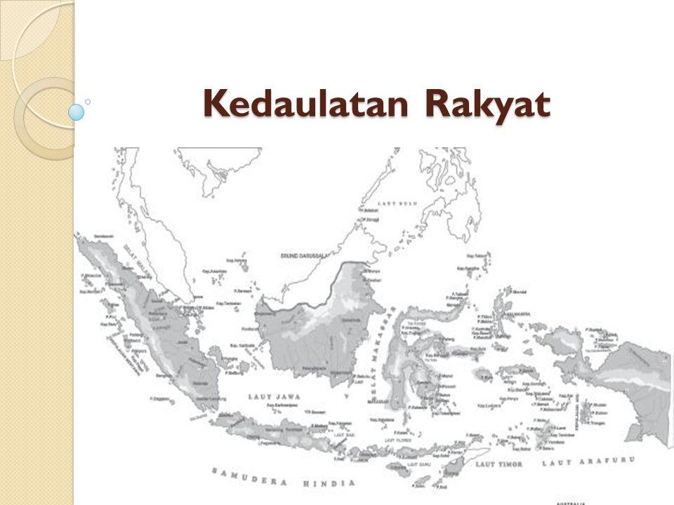 Sistem Pemerintahan Indonesia a.