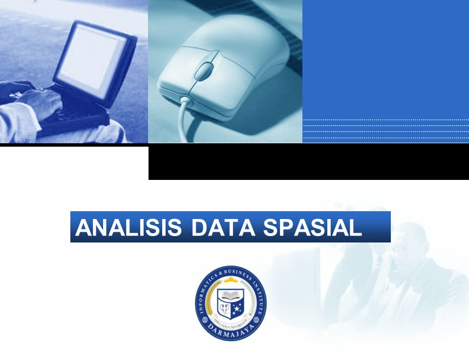 Company LOGO ANALISIS DATA SPASIAL