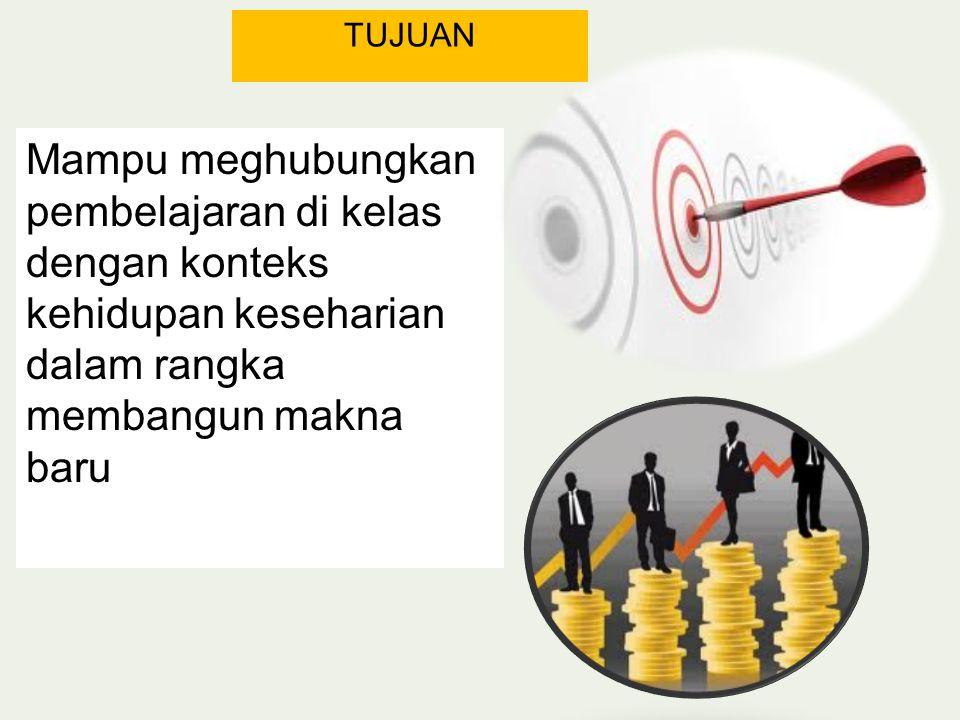 Karakteristik Pembelajaran Terpadu 1.Berpusat pada peserta didik 2.
