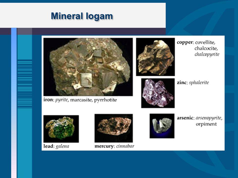Mineral logam